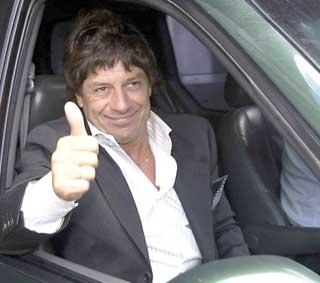 Paco Casal impuso los vuelos chárter para la selección de Uruguay.