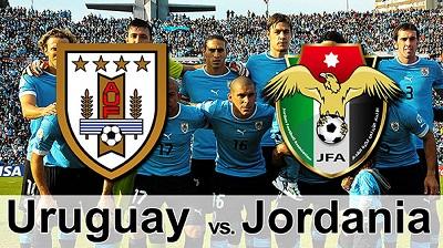 uruguay vs jordania