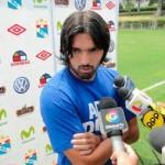 Jorge Cazulo en contra del racismo en el fútbol
