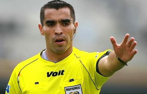 Brasil 2014: mexicano Rodríguez pitará el Uruguay vs Italia