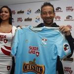 Sergio Blanco es la nueva carta de gol de Sporting Cristal