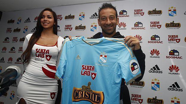 Sergio Blanco es la nueva carta de gol de Sporting Cristal.