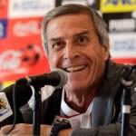 Selección uruguaya: Washington Tabárez renovó hasta el 2018