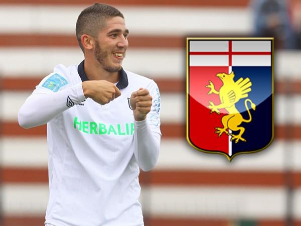 Santiago Silva en la Serie A de Italia