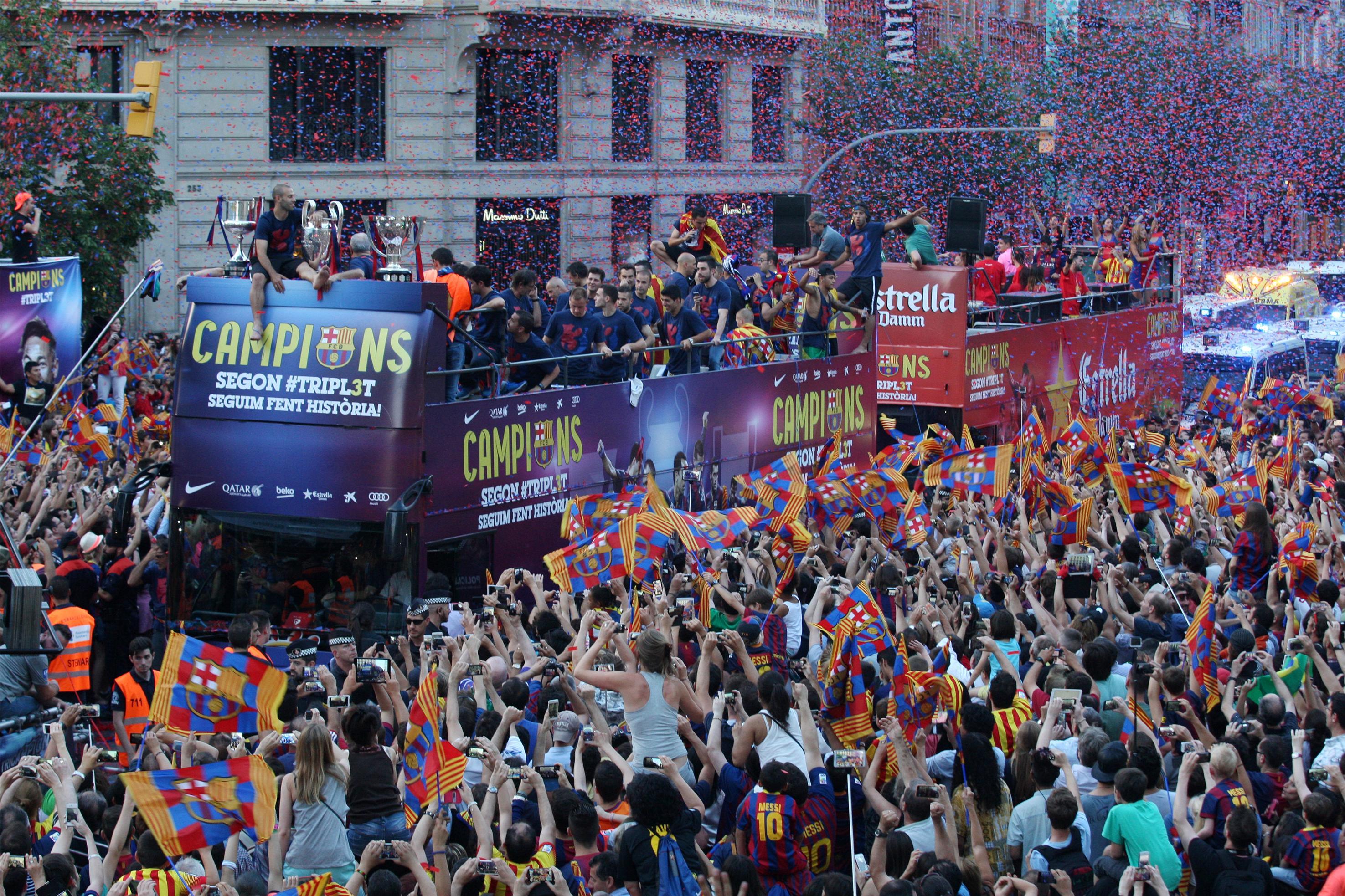 Barcelona vence 3 a 1 a la Juve y gana su quinta UCHL [Video]