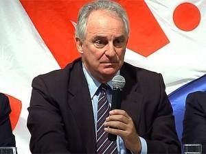 Eduardo ache, presidente del Nacional