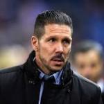 """Diego Simeone: """"Nuestro su equipo necesita mejorar"""""""