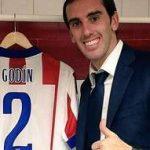 """Diego Godín: """"quiero estar con mi selección"""""""