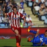 Atlético Madrid vence al Getafe en el Coliseum Alfonso Pérez
