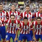 Atlético Madrid pasará la Navidad en segundo puesto