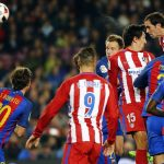 Liga Santander: Barcelona ganó 2-1 al Atlético Madrid