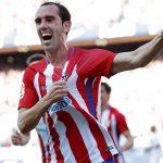 Diego Godín cumple siete años en el Atlético Madrid