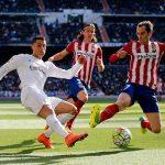 """Real Madrid vs Atlético Madrid: """"Derby"""" en el Wanda Metropolitano"""