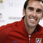 "Diego Simeone: ""Diego Godín regresará al Atlético Madrid"""