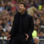 Diego Simeone no podrá dirigir la final de la Europa League