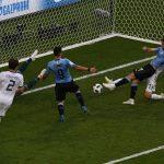 Uruguay se quedó con el primer lugar del Grupo A- Mundial Russia 2018