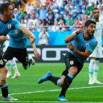 """Uruguay 1- Arabia Saudita 0: Los """"charrúas"""" pasan a Octavos de Final"""