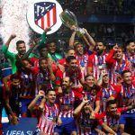Supercopa de Europa 2018: Atlético Madrid venció al Real Madrid