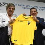 Paco Casal trabajó en la buena imagen del Fútbol Ecuatoriano
